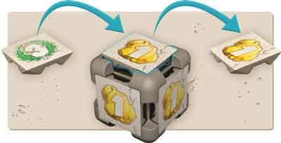 dice forge cambio dadi