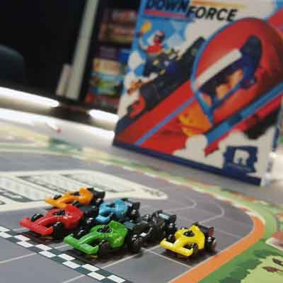 downforce gioco di scommesse