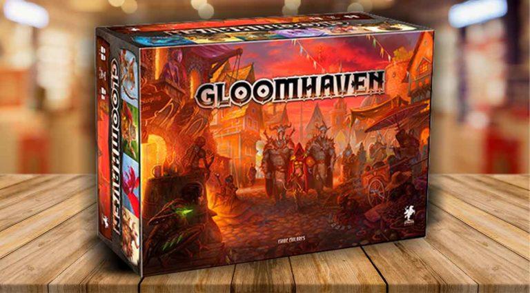 Gloomhaven, il re tra i giochi da tavolo fantasy e dungeon crawler