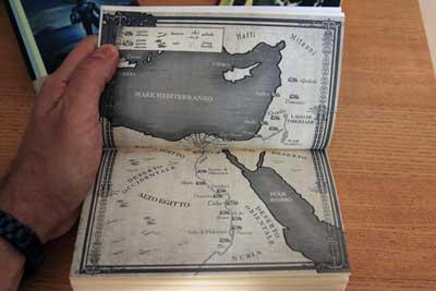 mappa dopo tutankhamon