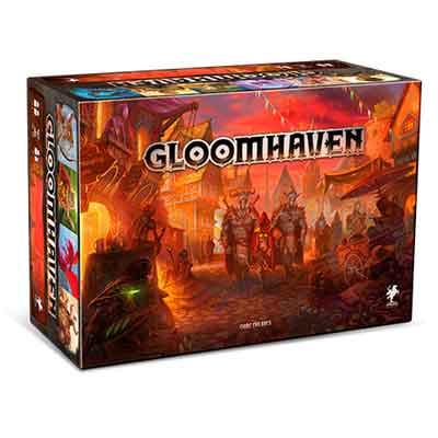 migliore gioco tavolo gloomhaven