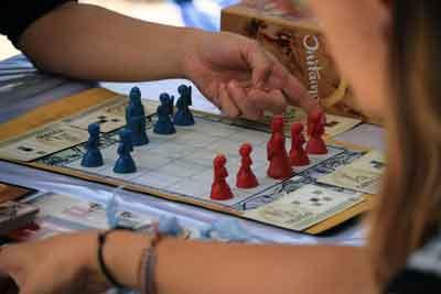 onitama gioco due giocatori