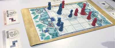 onitama gioco tavola
