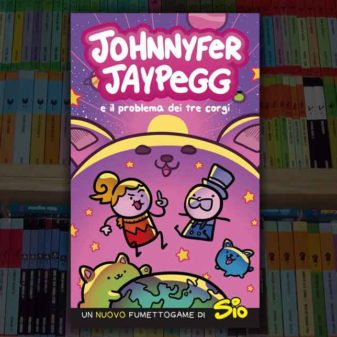 Johnnyfer Jaypegg mistero tre corgi