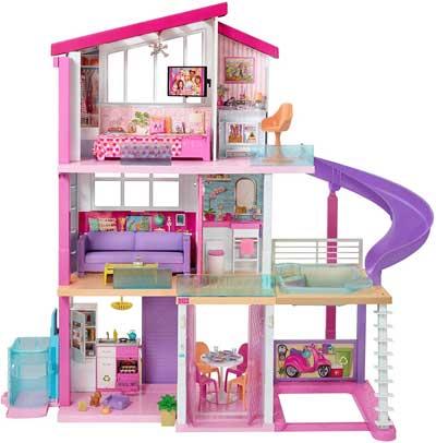 barbie casa sogni