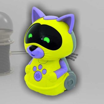 gatto robot