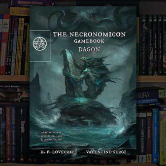 necronomicon gamebook dagon