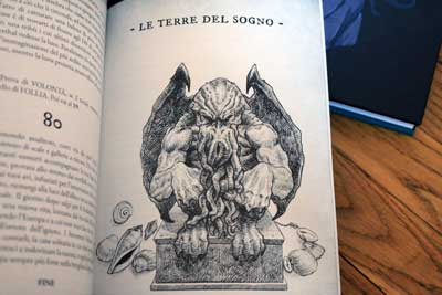 necronomicon gamebook sogno