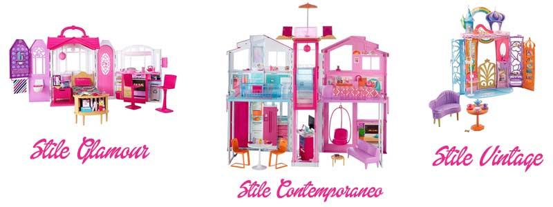 stile casa barbie