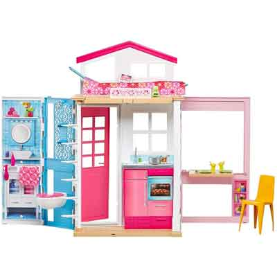 casa componibile barbie