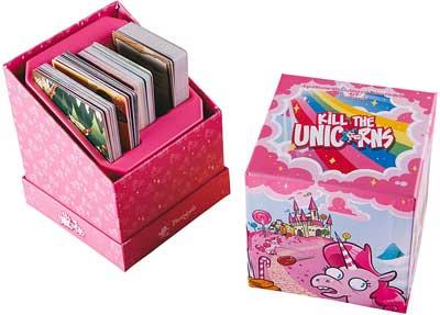 kill the unicorn gioco carte