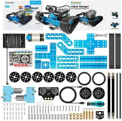 makebot robot gioco assemblare