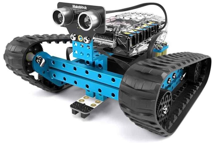 makebot robot gioco educativo