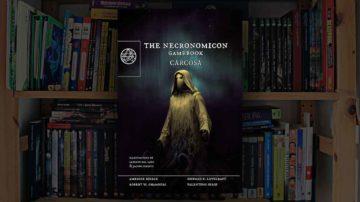 necronomicon gamebook carcosa librogame