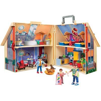 playmobil casa bambole