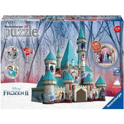 castello frozen migliore puzzle 3d