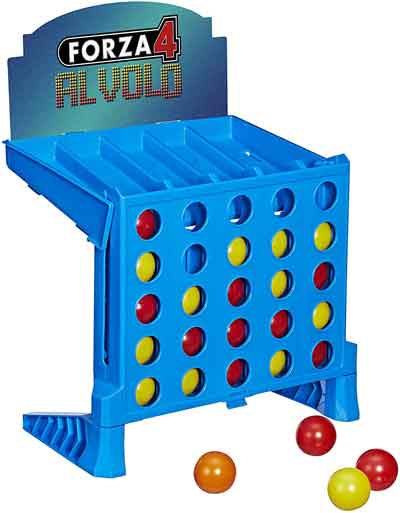 forza 4 volo gioco scatola