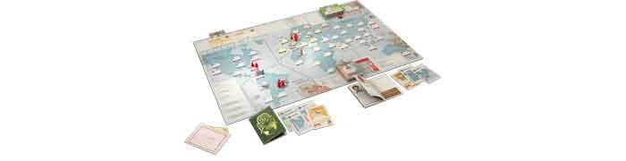 migliore gioco tavolo pandemic legacy season 0