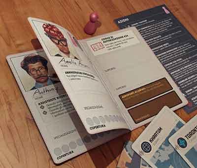 pandemic legacy season 0 gioco scatola
