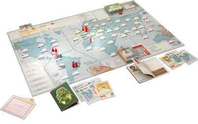 pandemic legacy season 0 tabellone