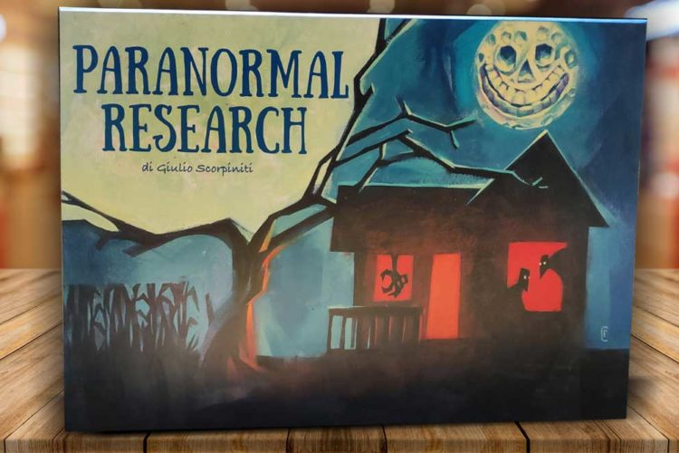 paranormal research