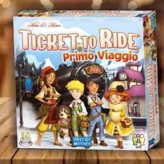 ticket to ride primo viaggio