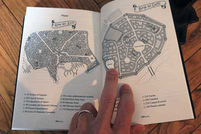 cavol quest mappe