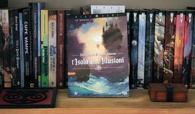 isola illusioni copertina