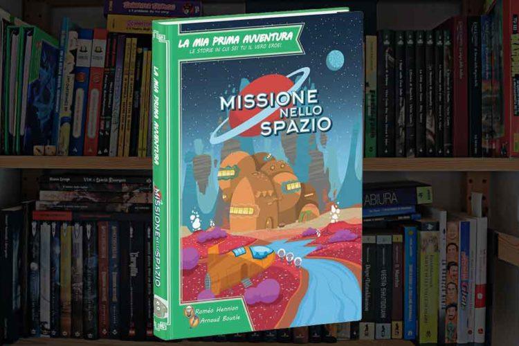 missione spazio