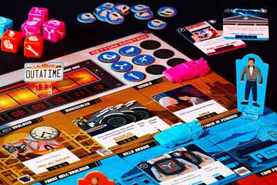 back to the future carte