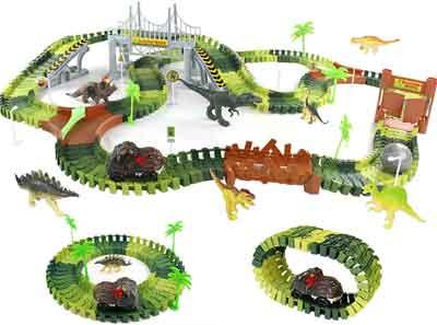 pista dinosauri