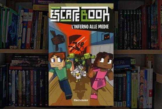 escape book inferno medie