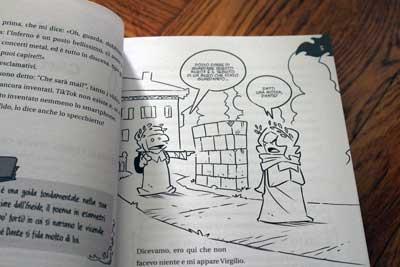 inferno spiegato male illustrazioni